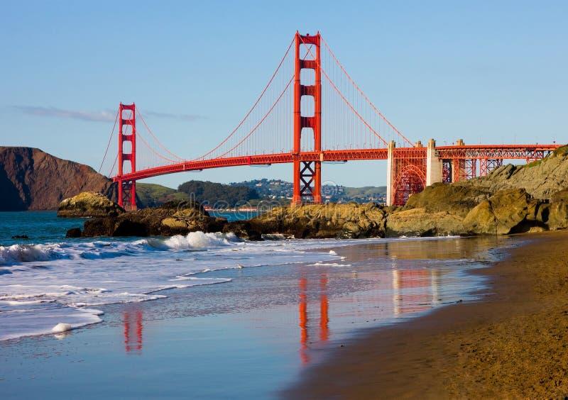 francisco bridżowa brama złoty San obraz stock