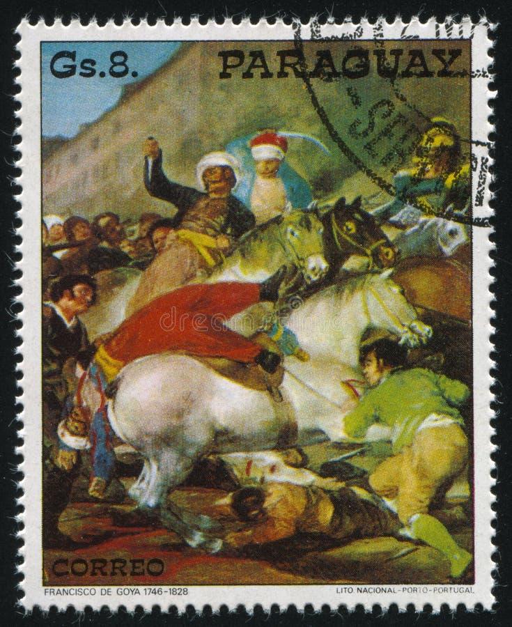 Francisco de Goya foto de archivo