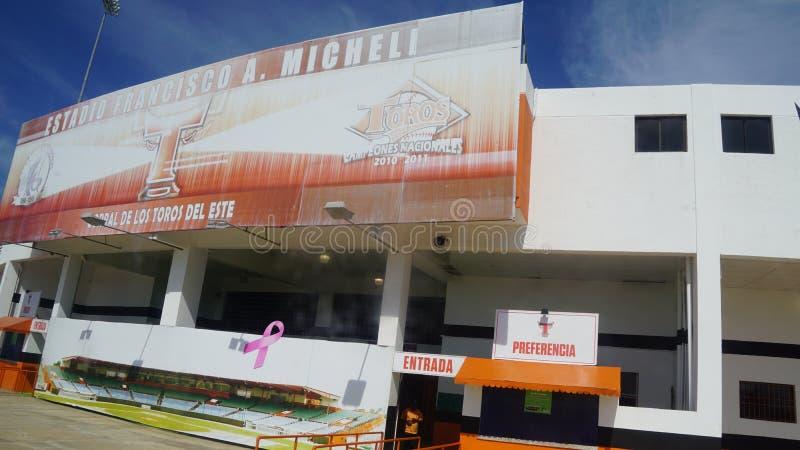 Download Francisco A Estadio De Micheli En El La Romana Imagen editorial - Imagen de vacío, balompié: 64205080