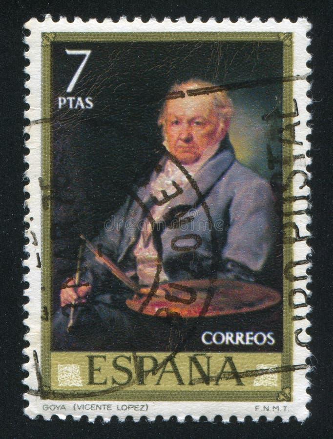 Francisco Goya fotos de archivo