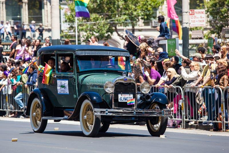 Francisco-homosexuelle Stolz-Parade 2012