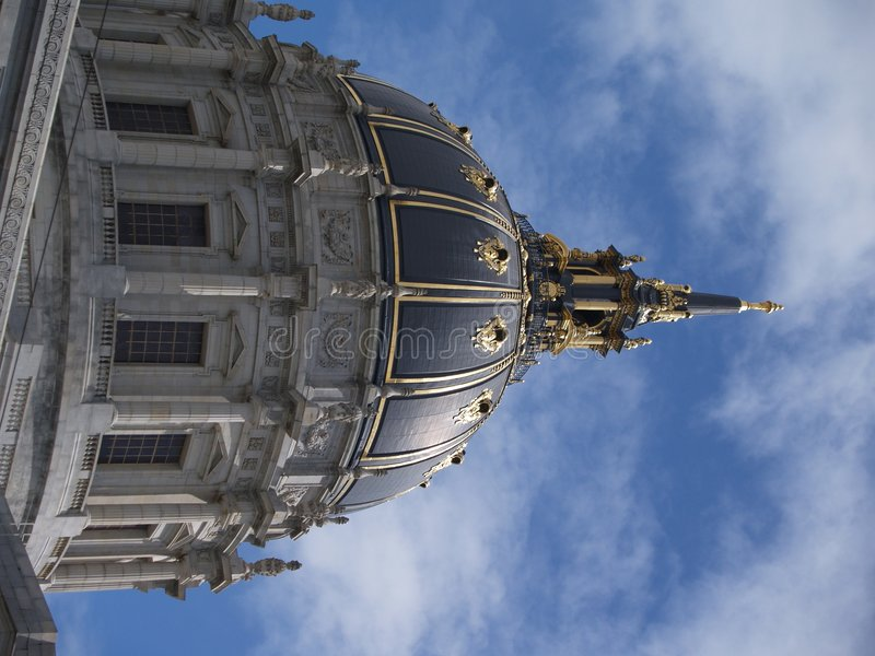 Francisco-Rathaus-Haube stockfotografie