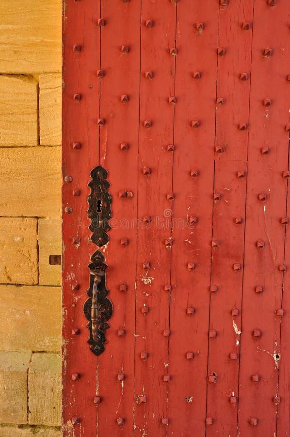 Francja, malowniczy kasztel Puymartin w Dordogne zdjęcia stock