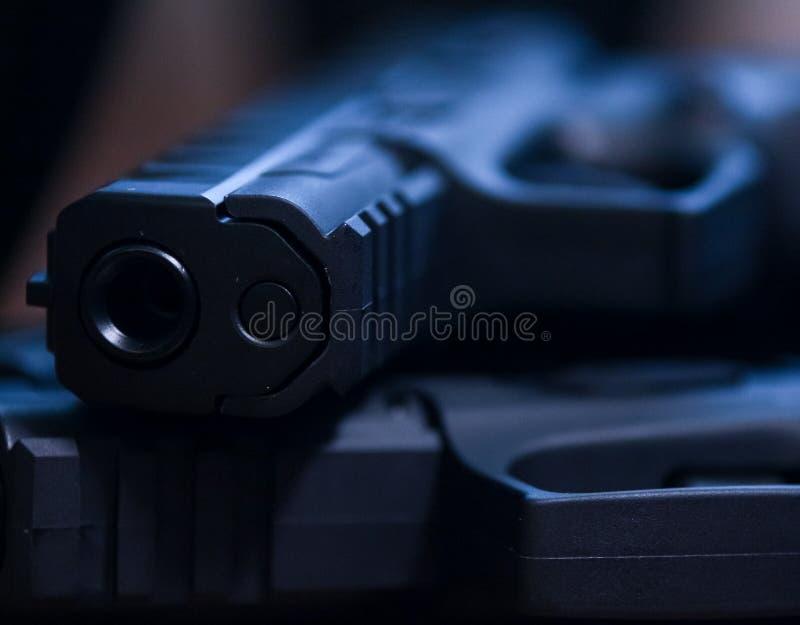 Franco Gussalli Beretta - producción de las armas en Rumania fotografía de archivo