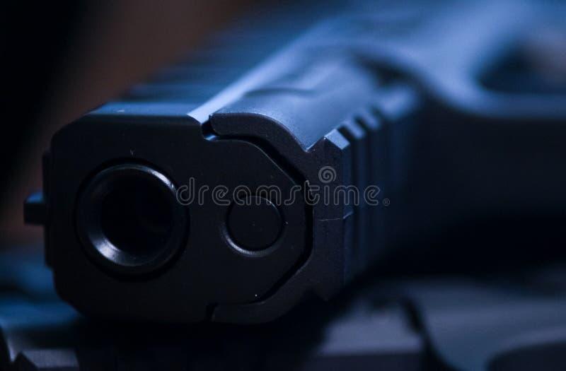 Franco Gussalli Beretta - produzione delle armi in Romania fotografia stock