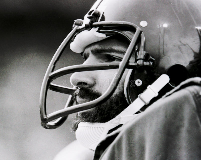 Franco Harris Pittsburgh Steelers stock afbeeldingen
