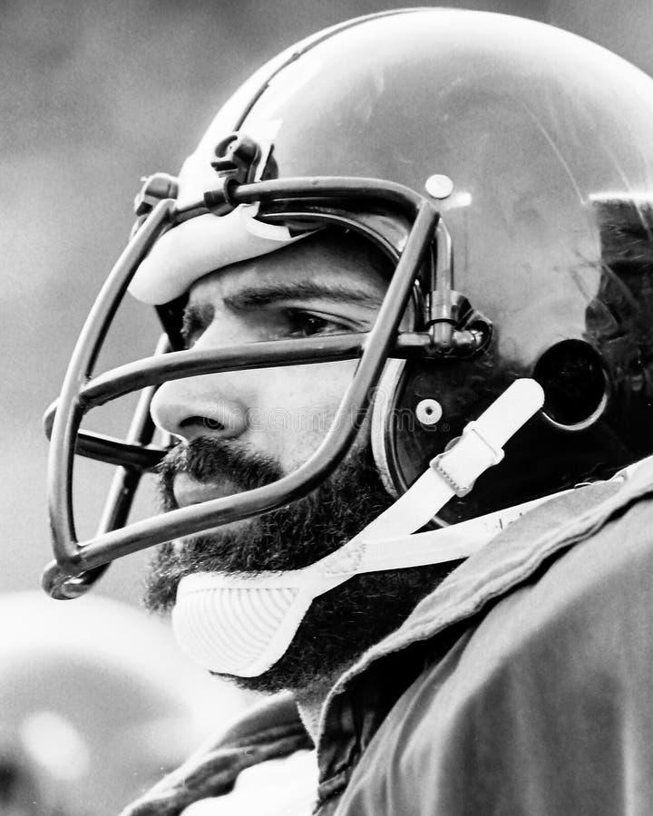 Franco Harris Pittsburgh Steelers royalty free stock photos