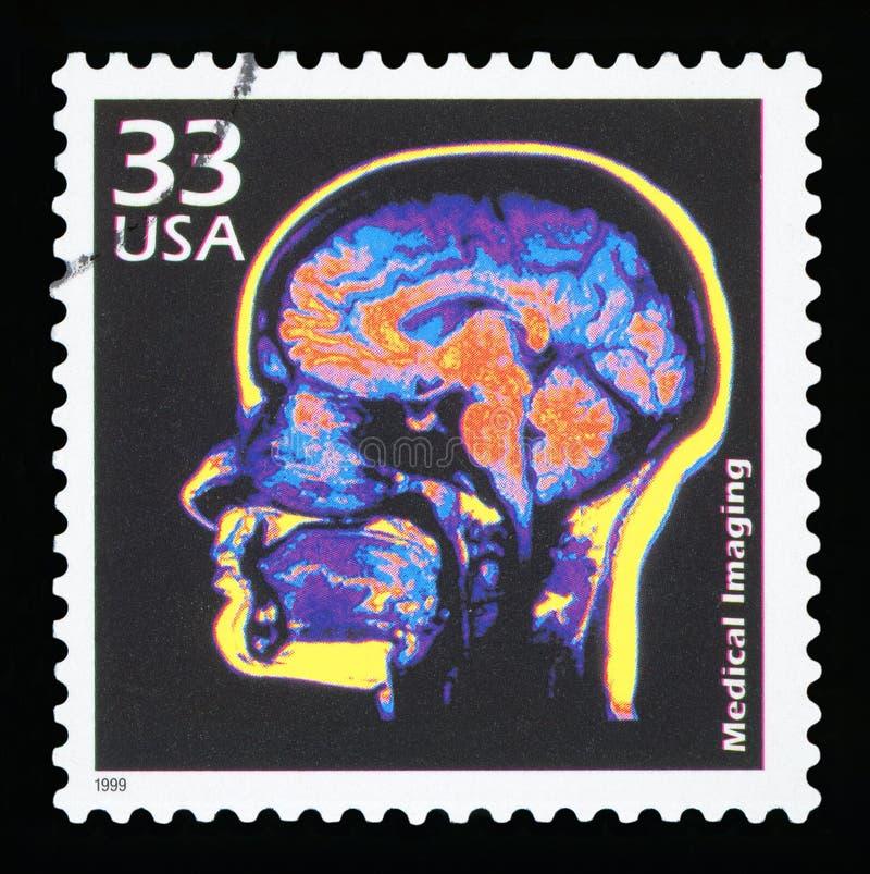 Francobollo degli Stati Uniti immagini stock