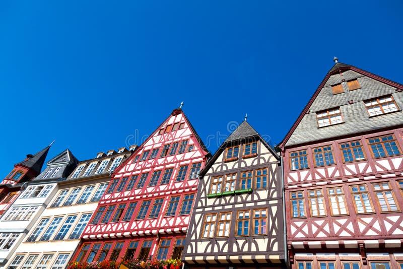 Francoforte - am - cano principal, Alemanha foto de stock