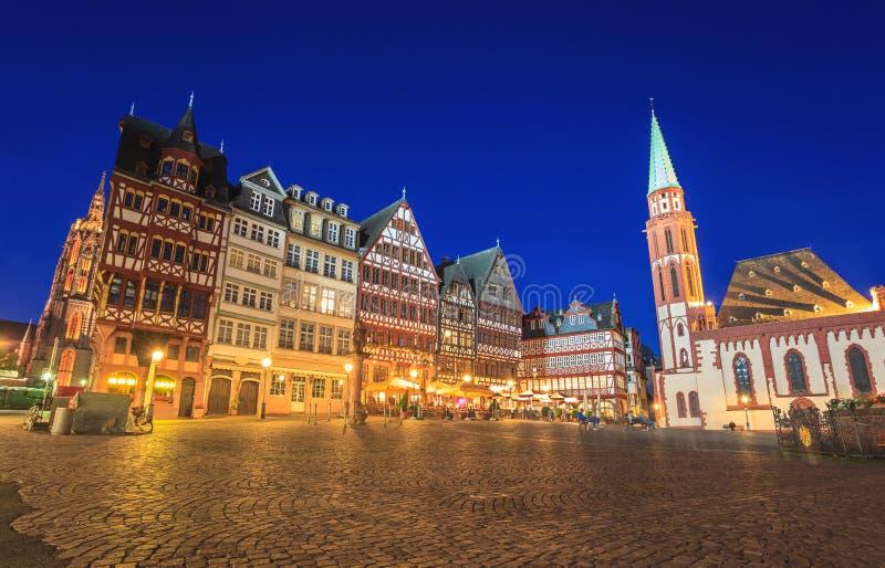 Francoforte, Francoforte fotografie stock
