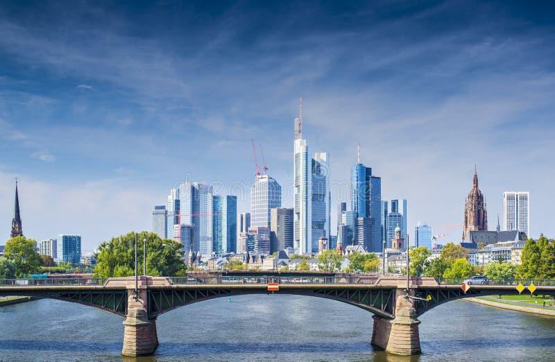 Francoforte Germania fotografie stock