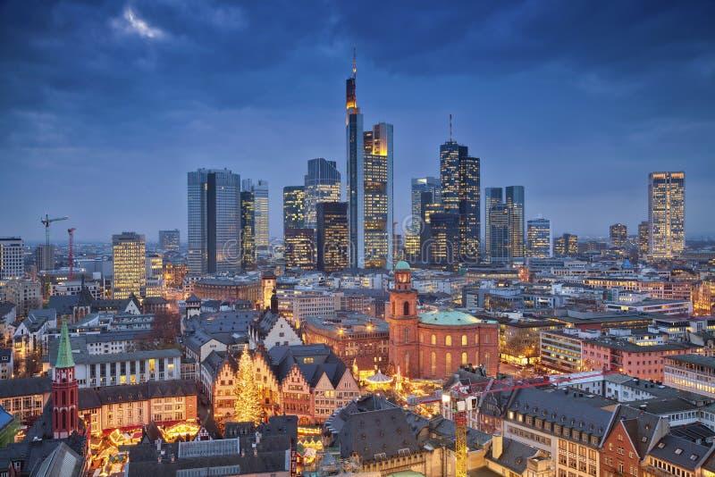 Francoforte sul Meno immagine stock