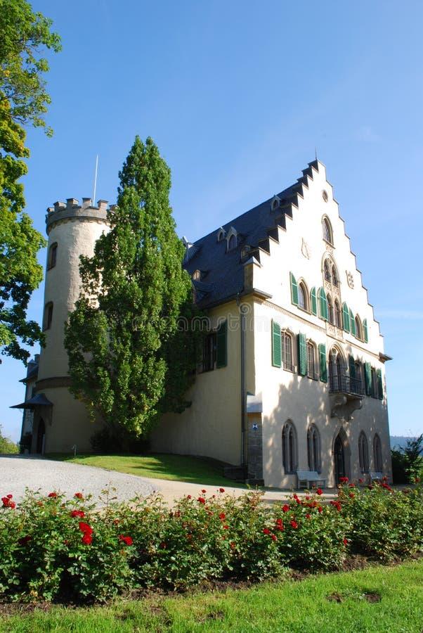 Rosenau de château image libre de droits