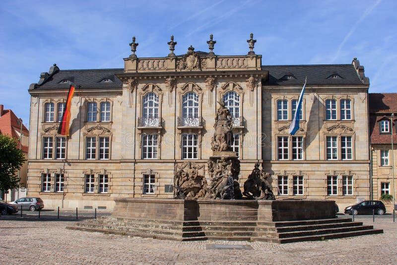 Franconia supérieur Bayreuth de gouvernement photographie stock