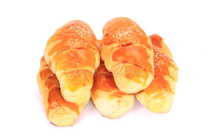 Francuski Croissant obraz stock