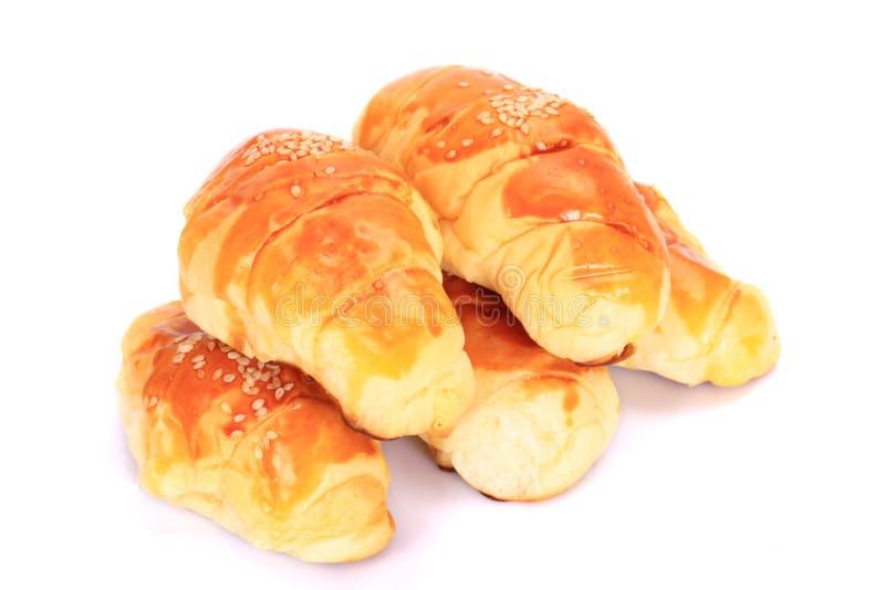 Francuski Croissant zdjęcia royalty free