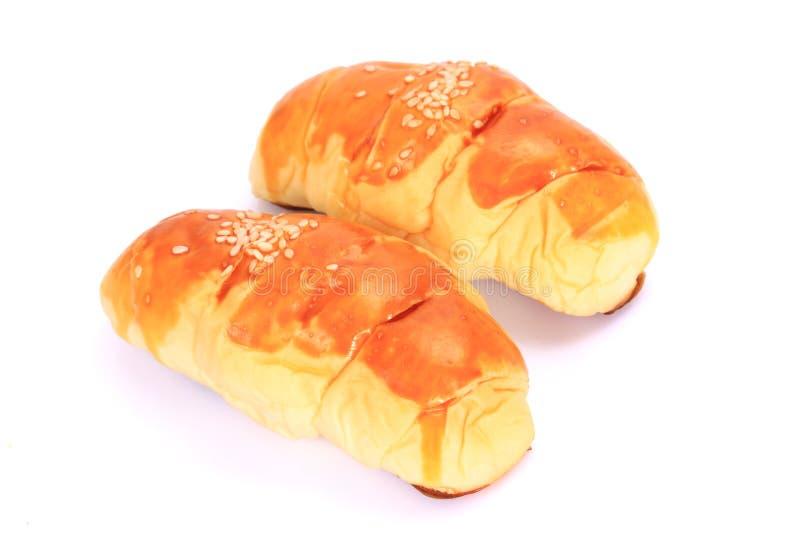 Francuski Croissant obrazy stock