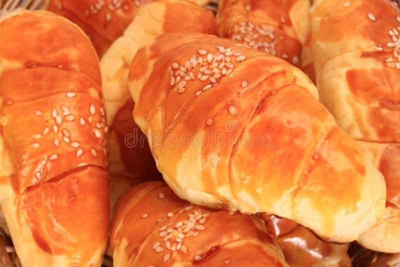 Francuski Croissant zdjęcia stock