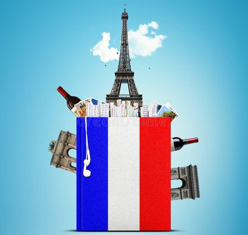 francuski język zdjęcie royalty free