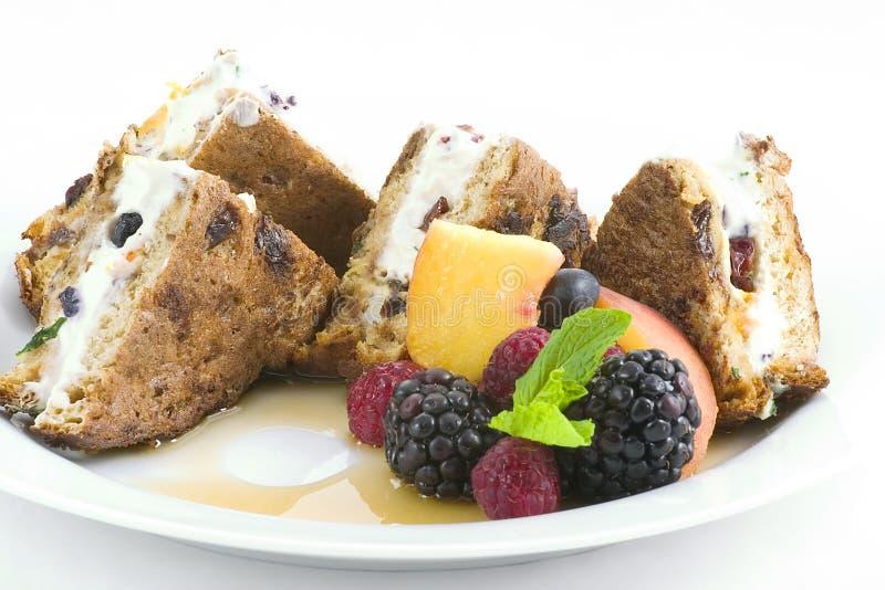 francuski tost faszerowana obrazy royalty free