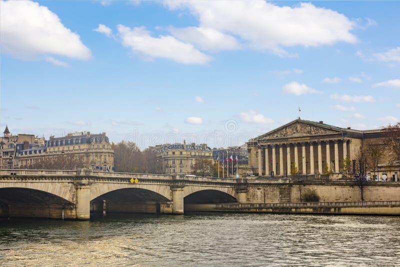 Francuski zgromadzenie narodowe obrazy royalty free