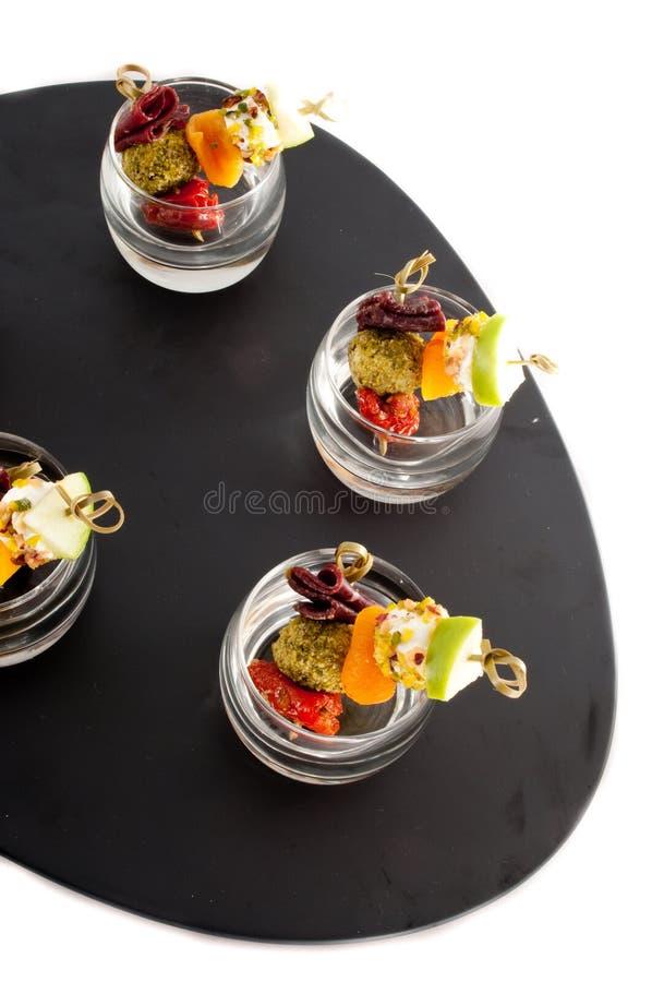 Francuz coloured aperitif obrazy royalty free