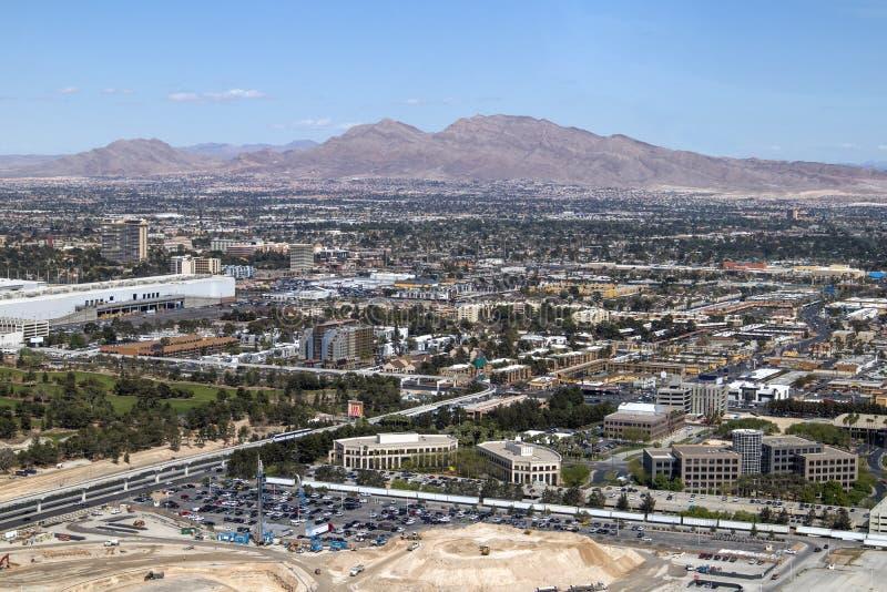 Francuz góry w Vegas zdjęcie stock