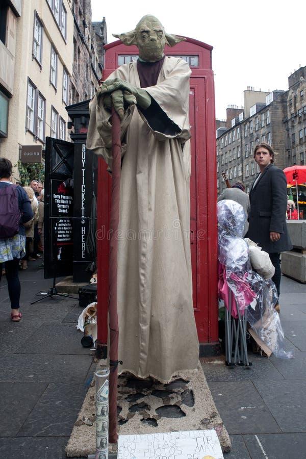 """Franja 3†del festival de Edimburgo """"27 de agosto de 2018 Extensión, diversa y apenas un poco loca imagen de archivo"""