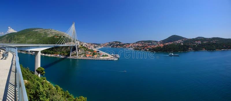 Franjo Most Tudman, Dubrovnik zdjęcia royalty free