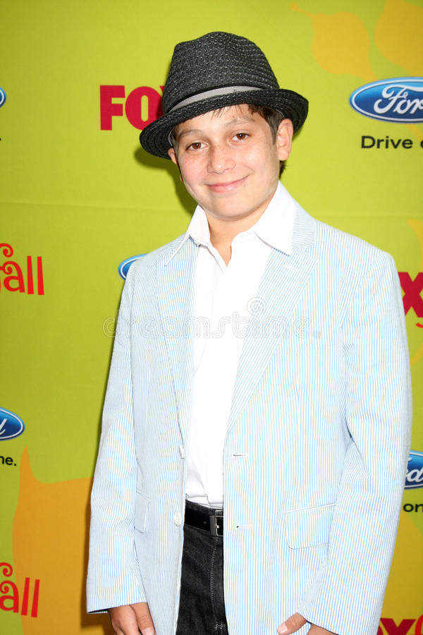 FRANK DOLCE. Arriving at the FOX-Fall Eco-Casino Party at BOA Steakhouse in West Los Angeles, CA on September 14, 2009 stock photos