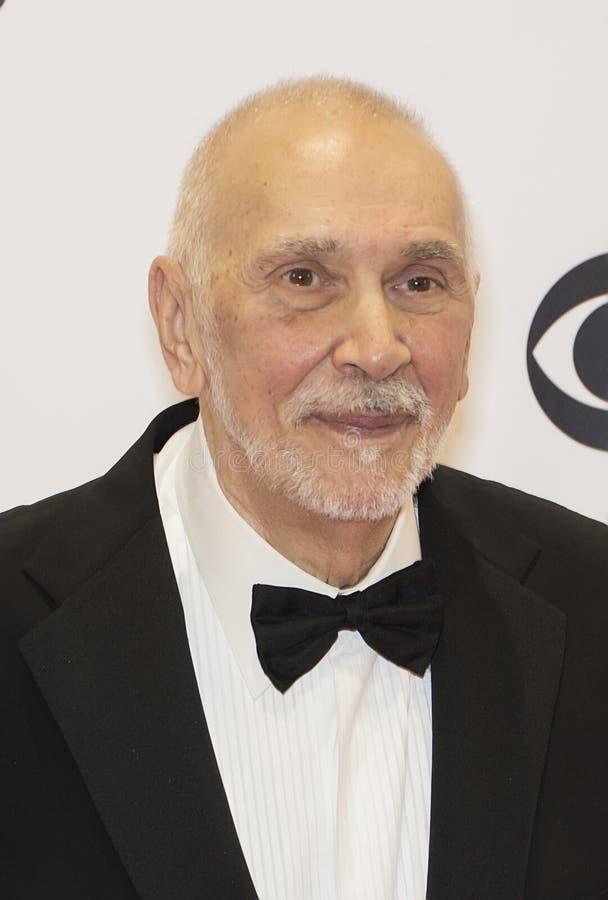 Frank Langella Takes Home 5o Tony Award fotos de stock royalty free