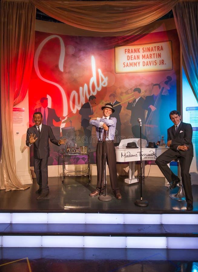 Frank Sinatra royalty-vrije stock fotografie