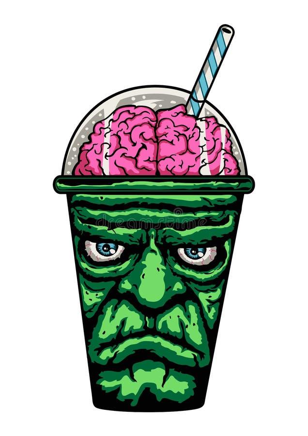 Frankenstein απεικόνιση αποθεμάτων