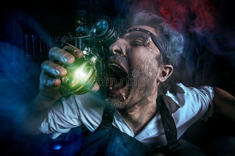 Frankenstein lizenzfreie stockfotografie