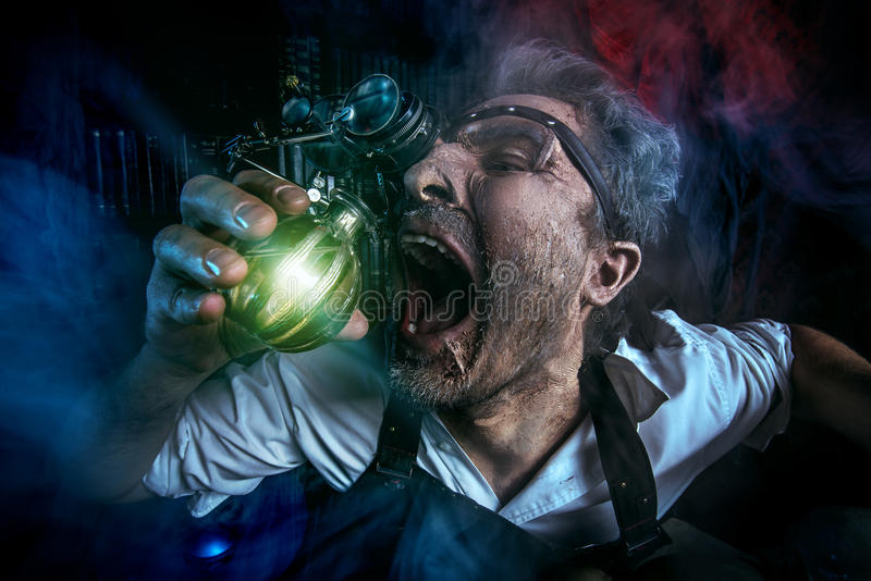 Frankenstein fotografia de stock royalty free