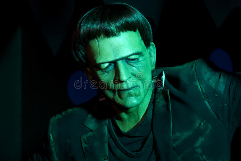 Frankenstein stock images