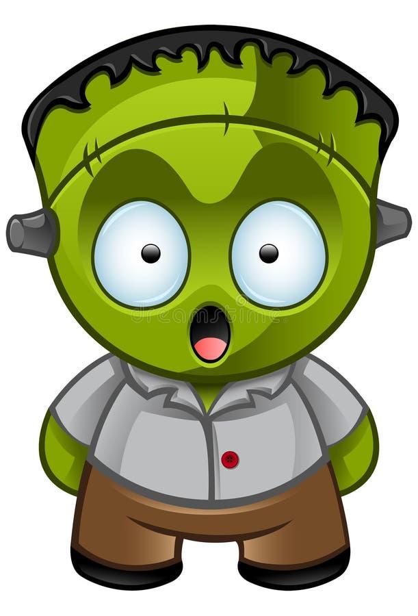 Frankenstein S Monster - Shocked Stock Photos