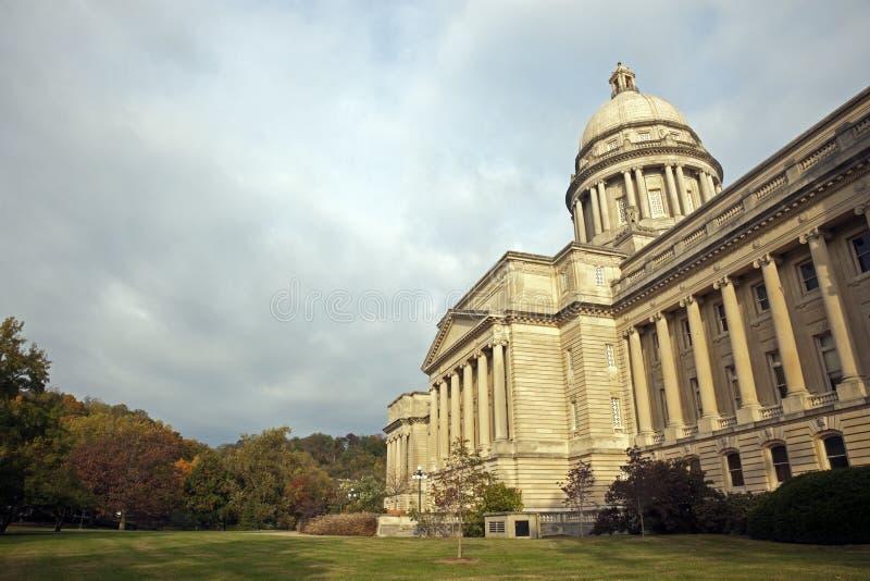 Frankfort - stanu Capitol budynek zdjęcie royalty free