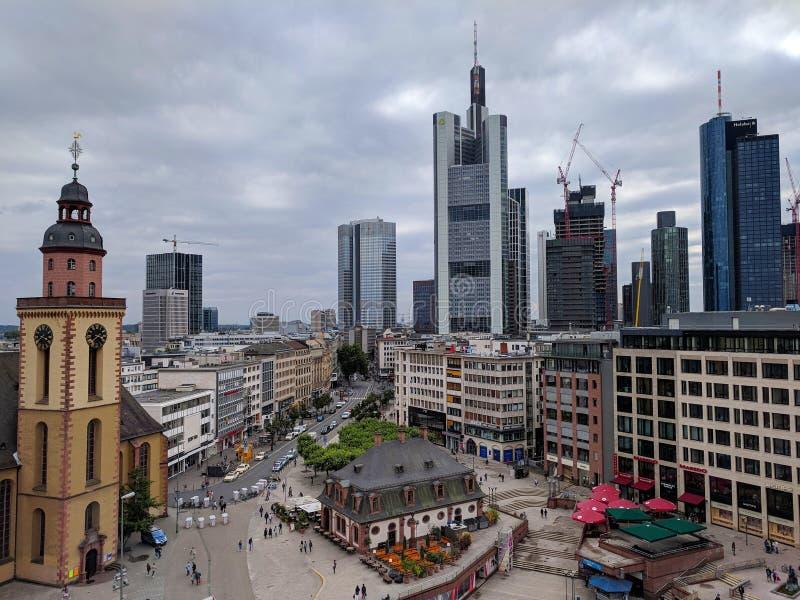 frankfurt стоковое фото