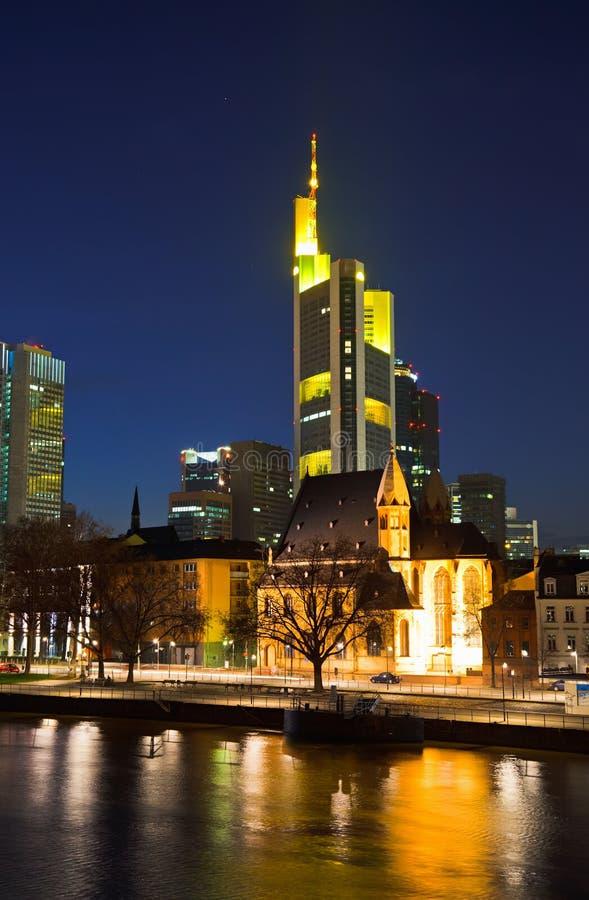 frankfurt arkivbild