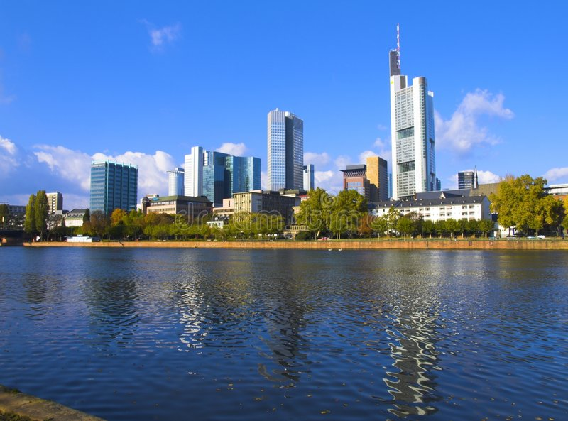 Frankfurt. Am Main Germany EU stock photos