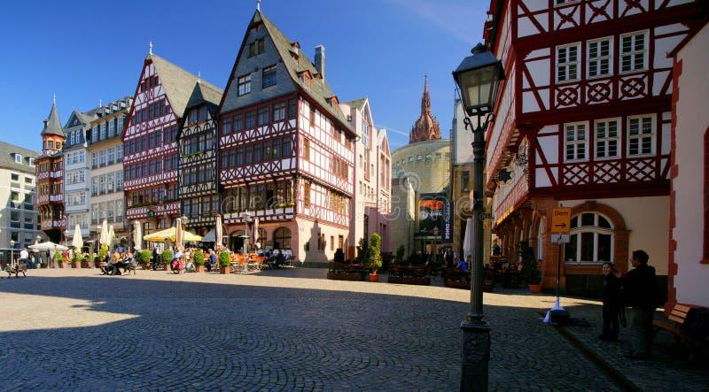 frankfurt obrazy royalty free