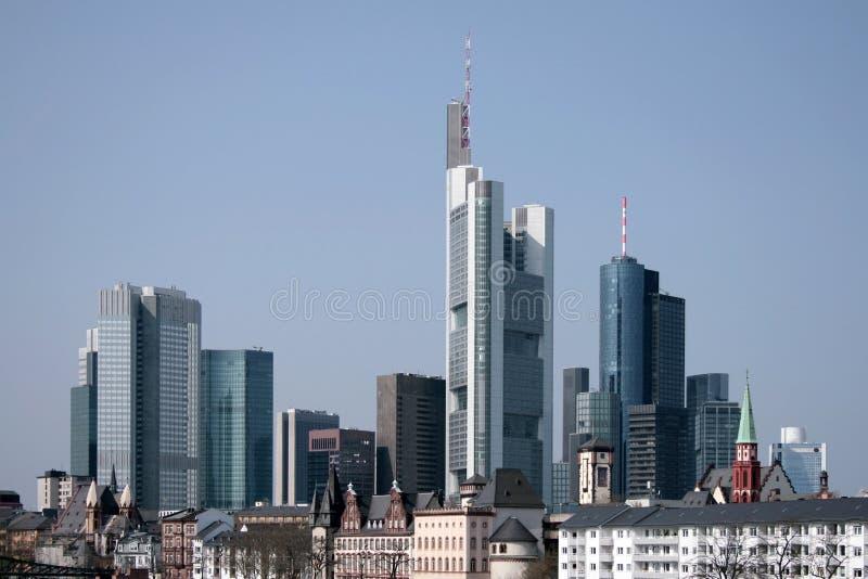 frankfurt zdjęcie royalty free