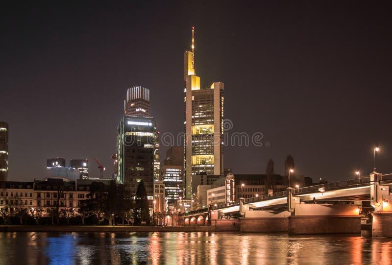 frankfurt стоковое изображение rf