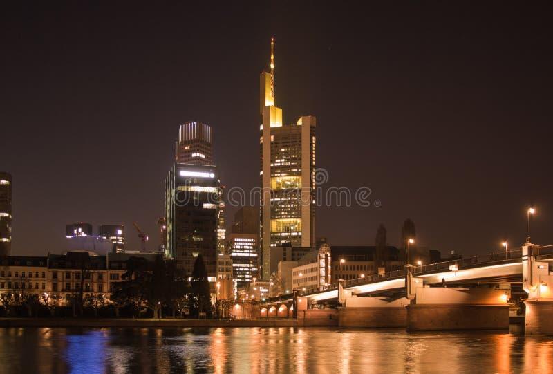 frankfurt стоковая фотография