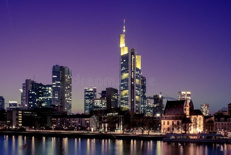 frankfurt стоковые фотографии rf