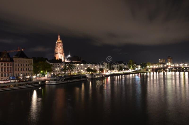 Frankfurt - f royaltyfri fotografi