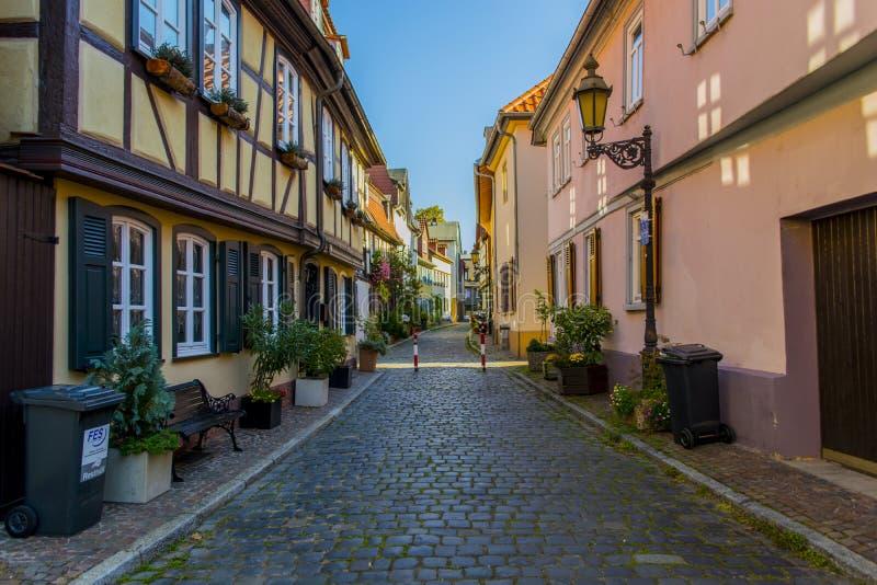 frankfurt germany arkivbilder