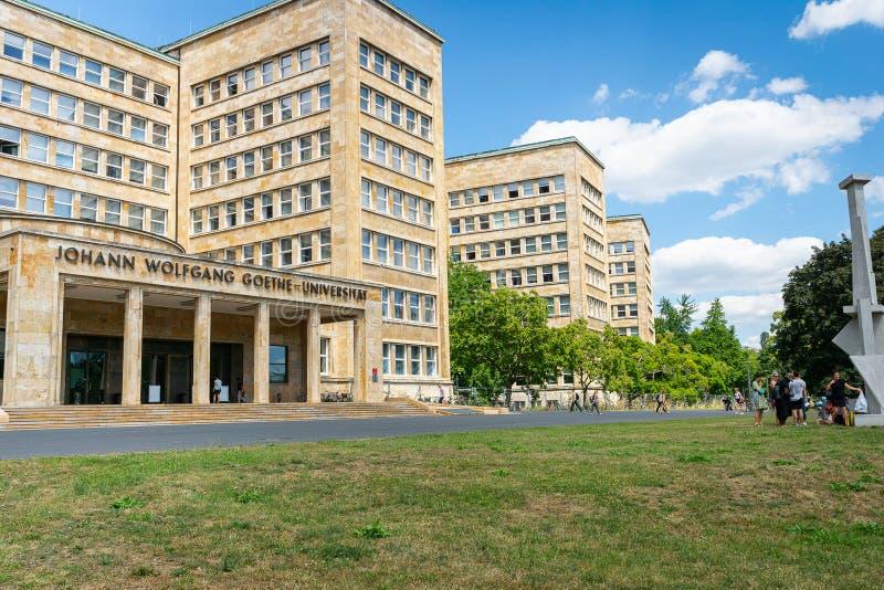 Goethe Uni Frankfurt Lehramt