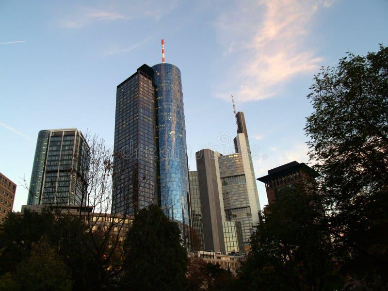 Frankfurt ii stock foto's